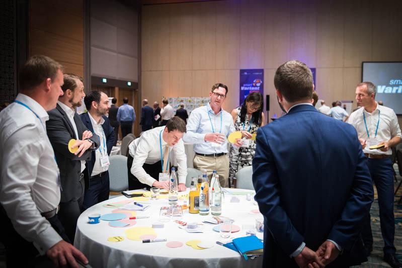 Workshops zu Produktvielfalt und Kundenansprüchen