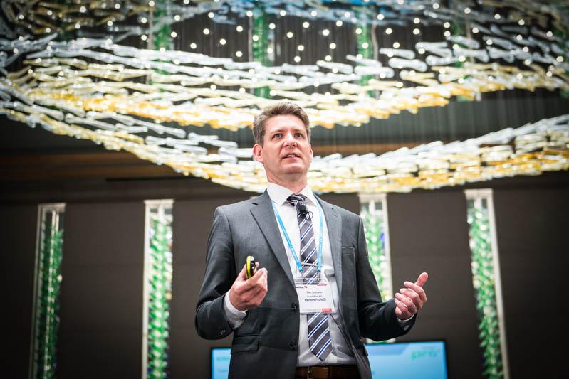 Entscheidungsträger präsentieren ihre Best Practices
