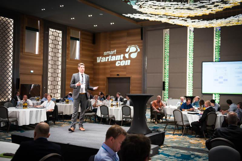 Smart Variant Keynote-Vortrag