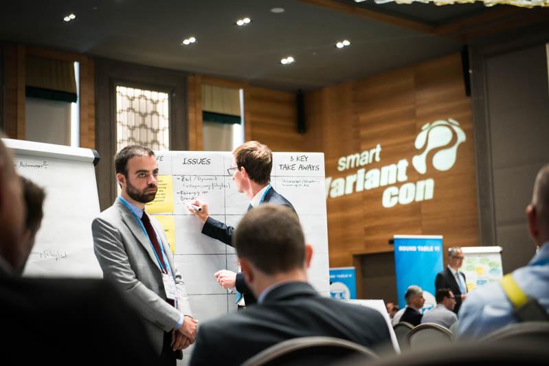 Workshop zu strategischen Überlegungen im Variantenmanagement