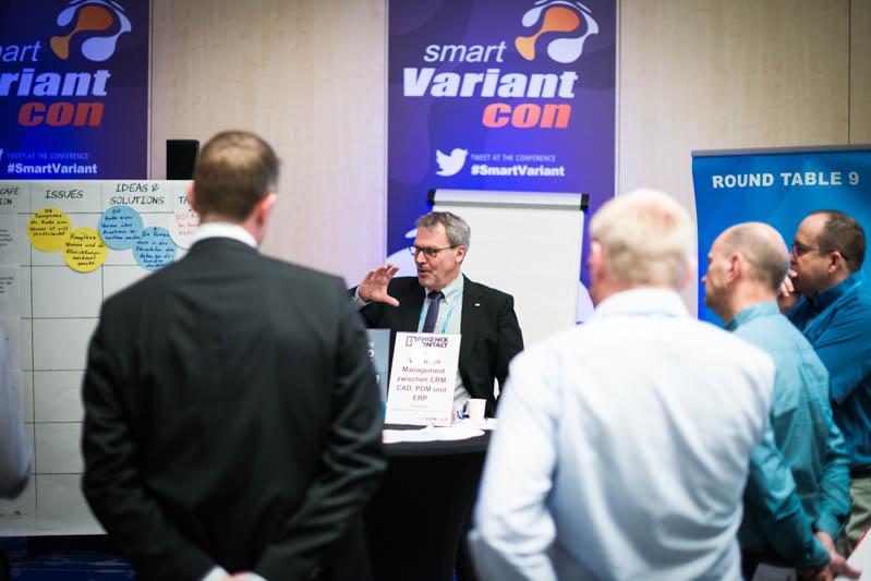 Treffen Sie die Entscheidungsträger für Konfiguratoren und PLM Systeme.